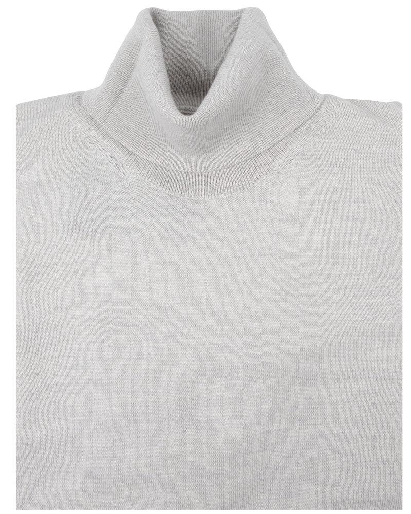 CAVALLARO Merino roll neck 118205002 Off white 120000