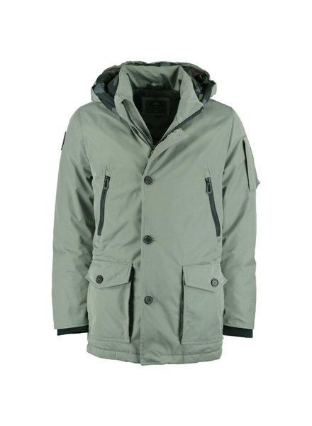 NZA NEW ZEALAND 20KN814 Waituna jacket parka 278 Jacket groen