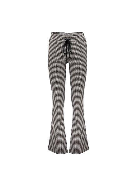 GEISHA 01575-21 Pants pied de poule black/sand/camel