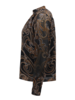 GEISHA 03669-20 Top black/army combi