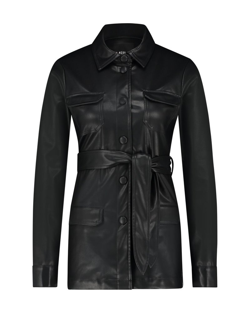 MILLA AMSTERDAM MHW20011.5 Jael jacket black