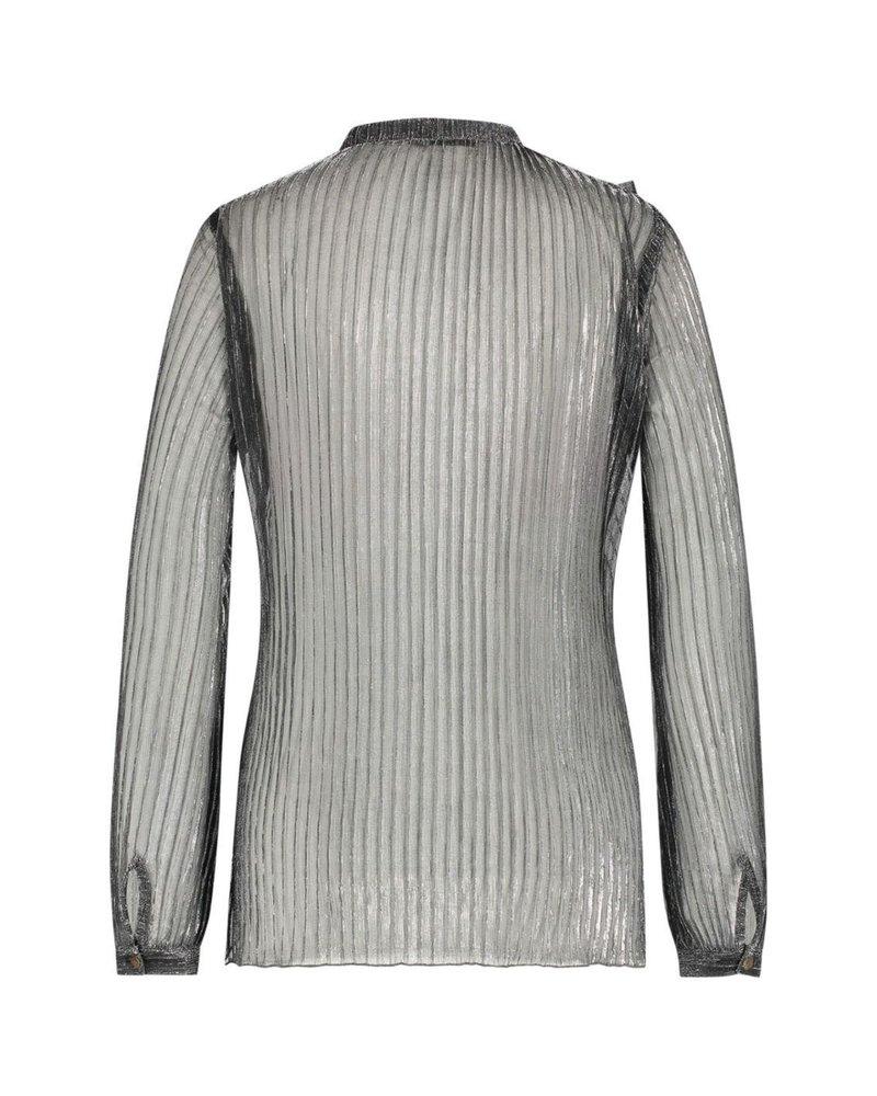 MILLA AMSTERDAM MHW20017.30 Brandon blouse silver