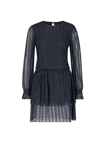 MILLA AMSTERDAM MHW20030.37 Delia dress dark blue
