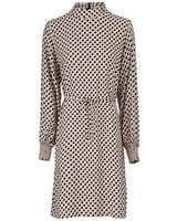 MODSTRÖM 55630 Henrikka print dress, fashion dress harlekin