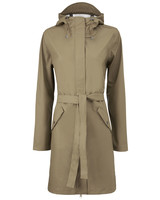 MODSTRÖM 55570 Harry jacket, raincoat light khaki