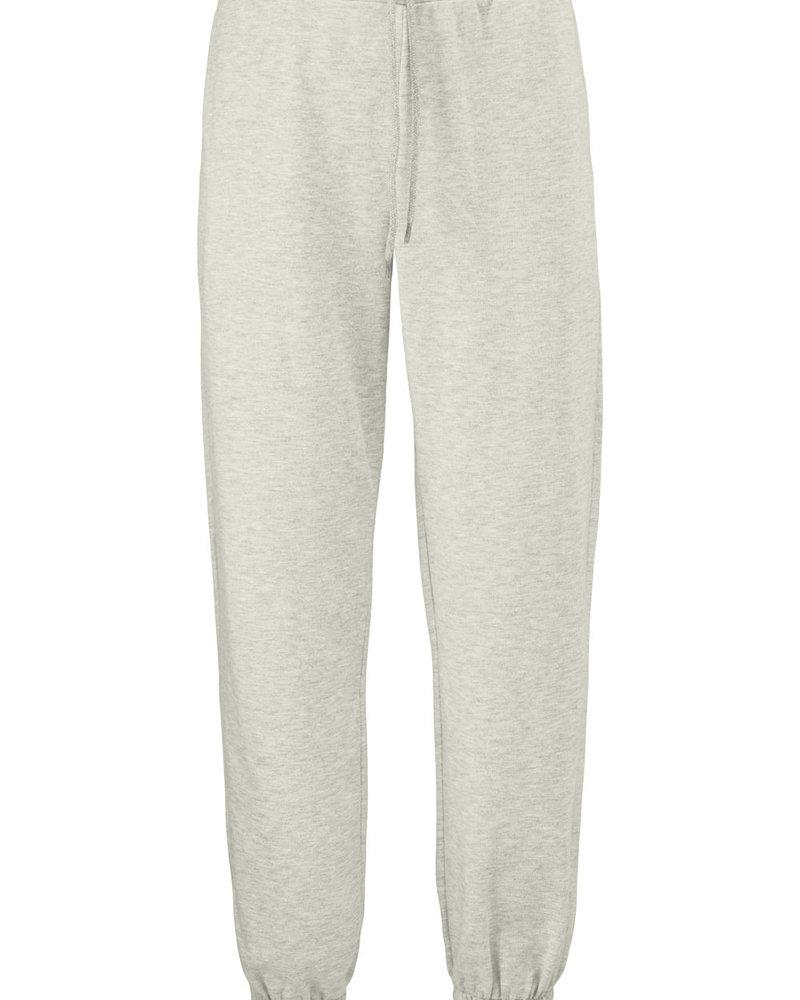 MODSTRÖM 55688 Holly pants, casual pants grey melange