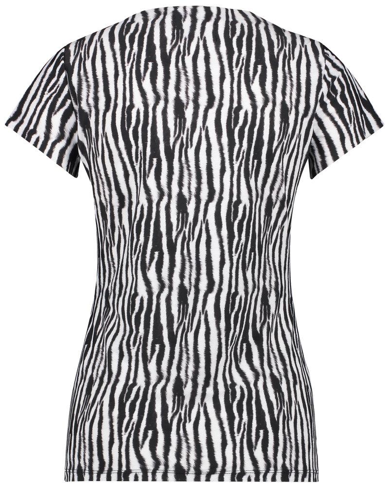 JANE LUSHKA T shirt Sara UZE621220 white/black