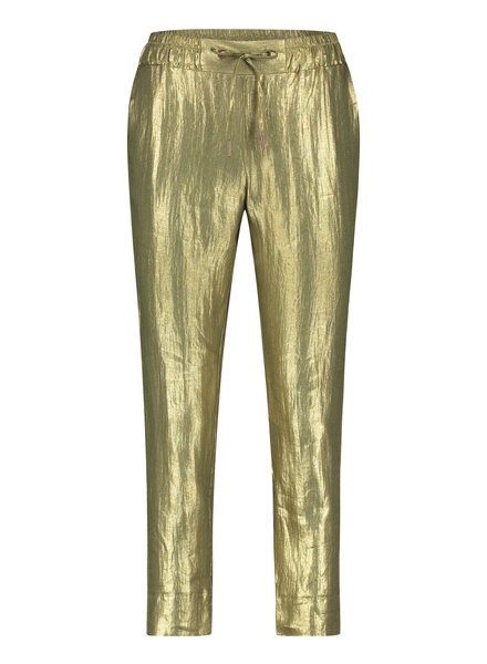 JANE LUSHKA Pants glam GPL22121526 green gold