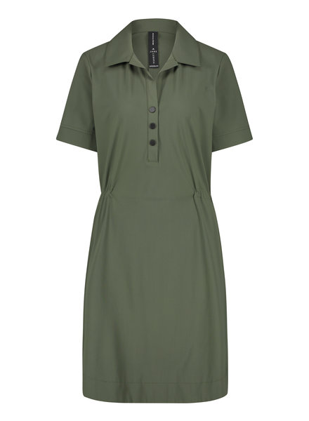 JANE LUSHKA Dress lucia/1 U92121170 army