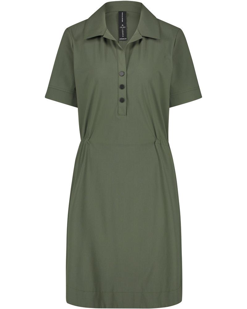 JANE LUSHKA Dress lucia/1 U92121170 army