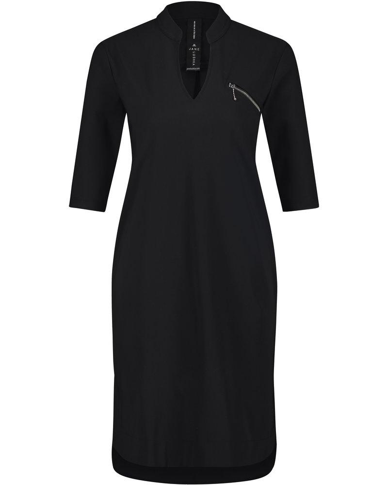JANE LUSHKA Dress gerrie/1 U92122030Z black