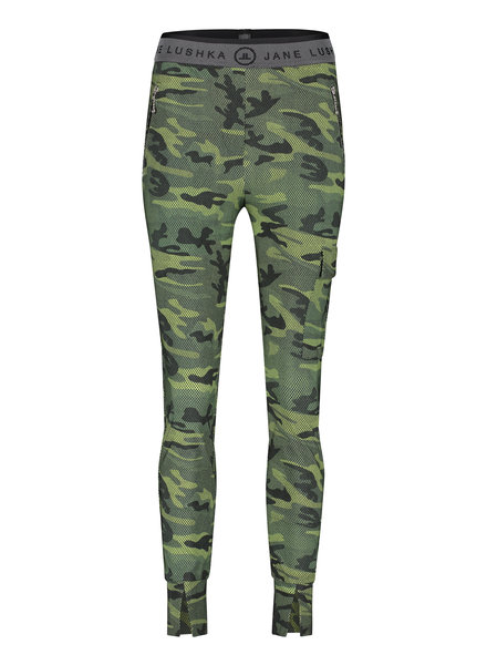 JANE LUSHKA Pants Eliza UK22122020L army