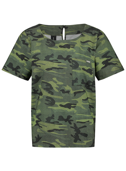 JANE LUSHKA Top alexa/2 UK62125030 army