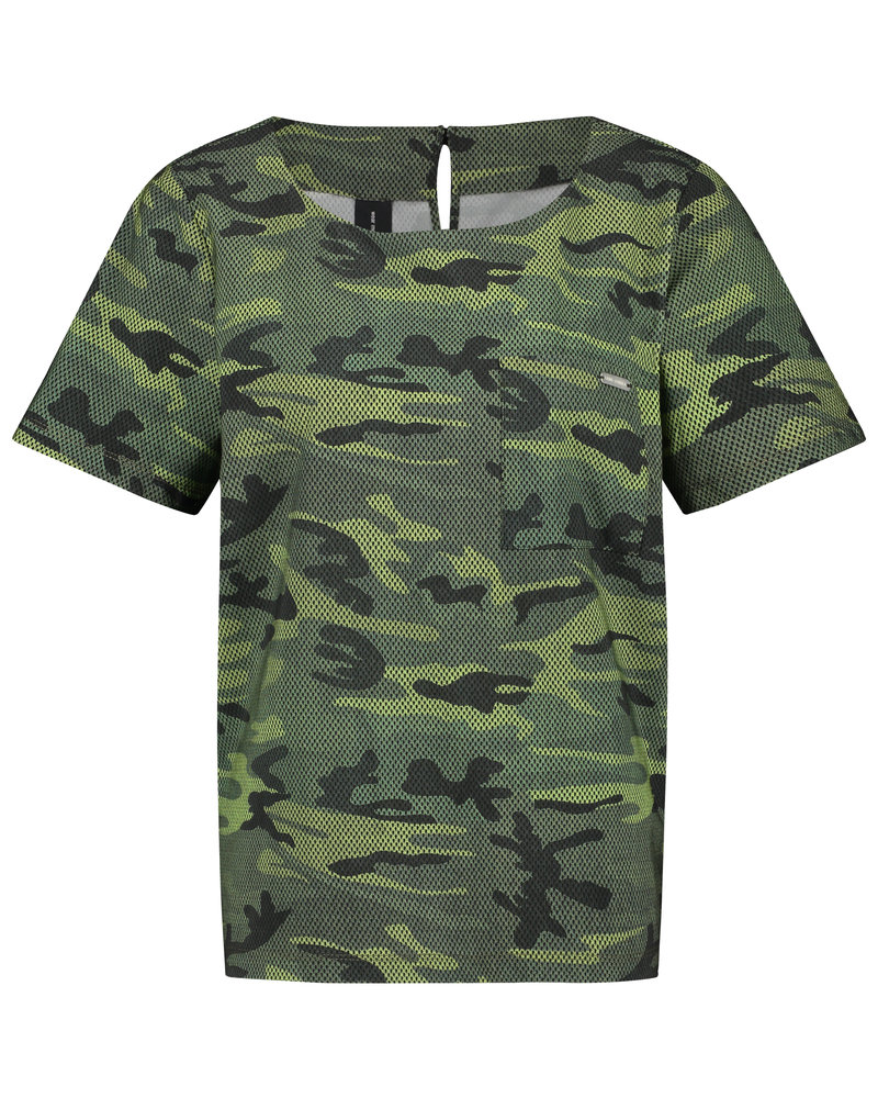 JANE LUSHKA Top alexa/2 UK62125030 army