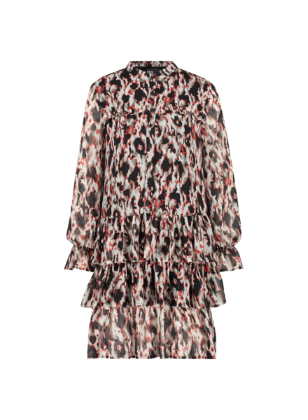 MILLA AMSTERDAM MSS210025.77 Daisy dress animal print