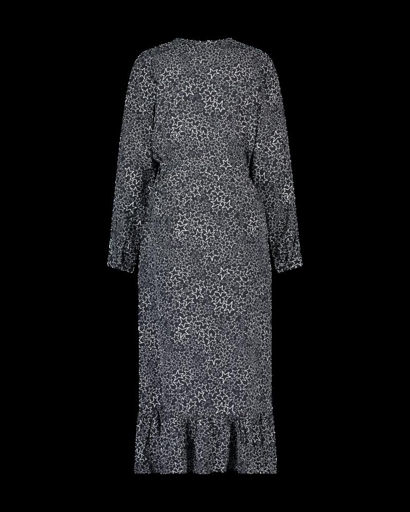 MILLA AMSTERDAM MSS210038 Diana dress star print