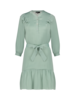MILLA AMSTERDAM MSS210055.58 Dakota dress jade green
