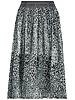 JANE LUSHKA Skirt eden CMA52122020 animal ecru