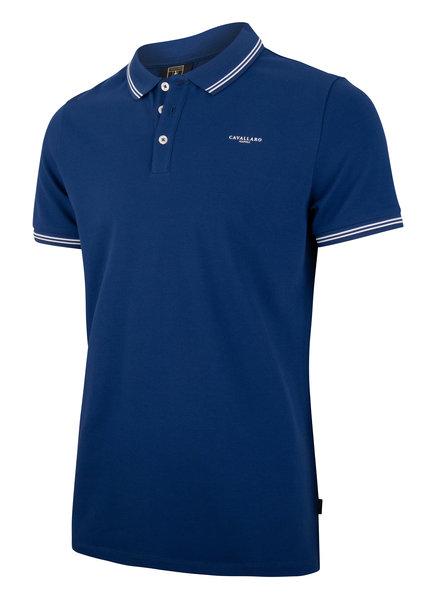 CAVALLARO Garmino polo 116211000 marine blue