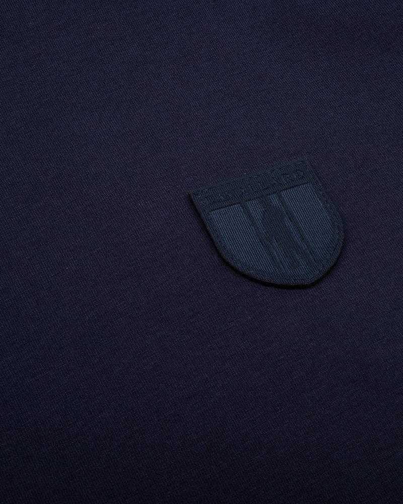 CAVALLARO Napoli tee 117211010 dark blue