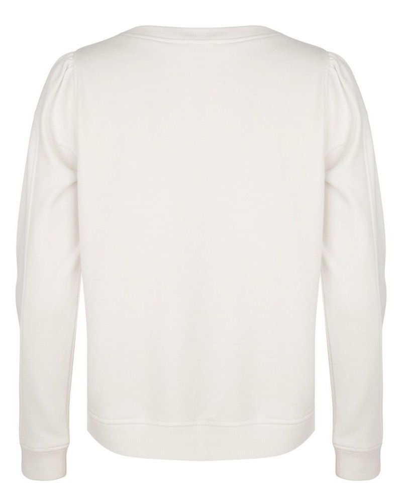 """ESQUALO SP21.05010 Sweater lace """"purity"""" off white"""