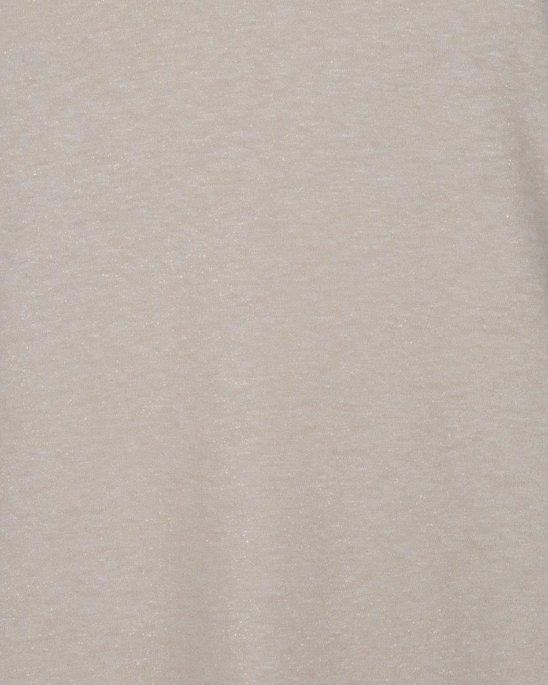 ESQUALO SP21.30001 T-shirt foil coating sand