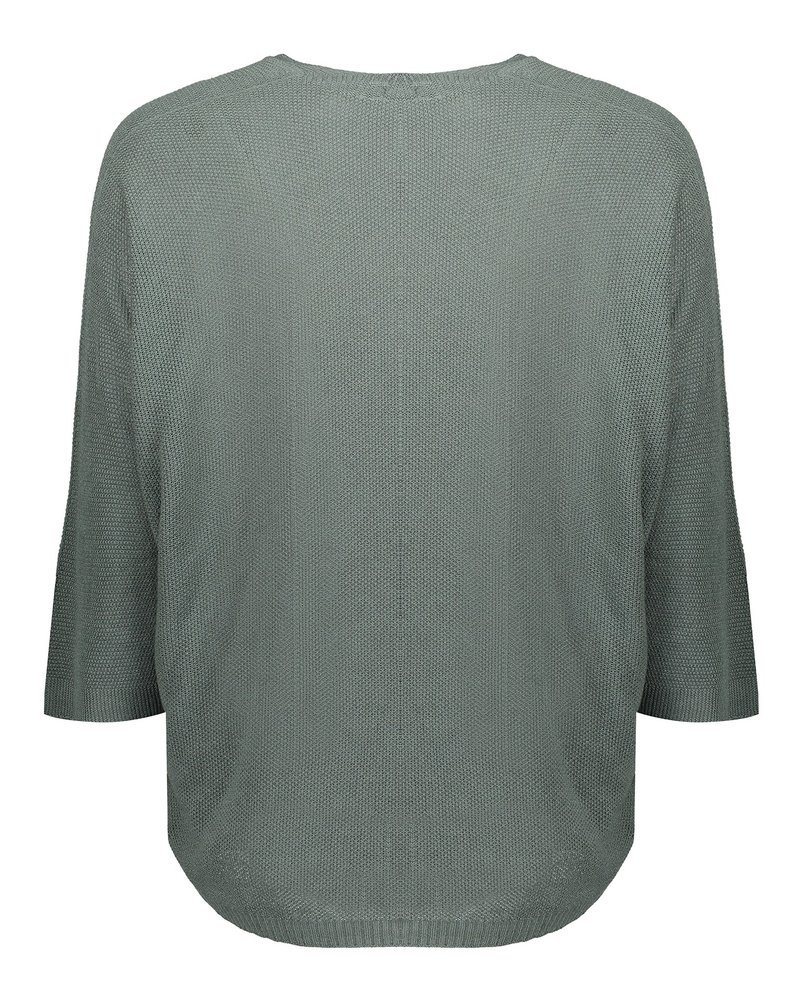 GEISHA 14046-70 Batman cardigan s/s moss green