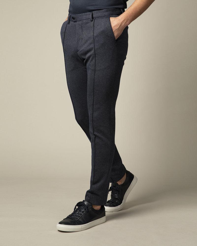 CAVALLARO Bernardo trousers 121211009 dark blue