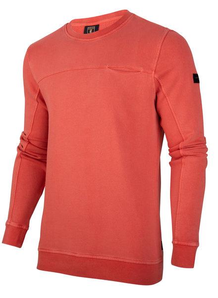 CAVALLARO Pigato sweat 120211006 coral