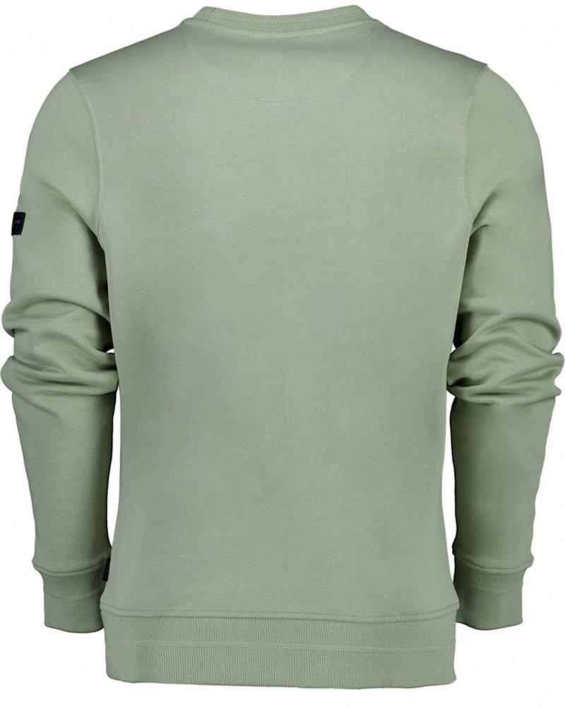 CAVALLARO Maricio sweat 120211003 mid green