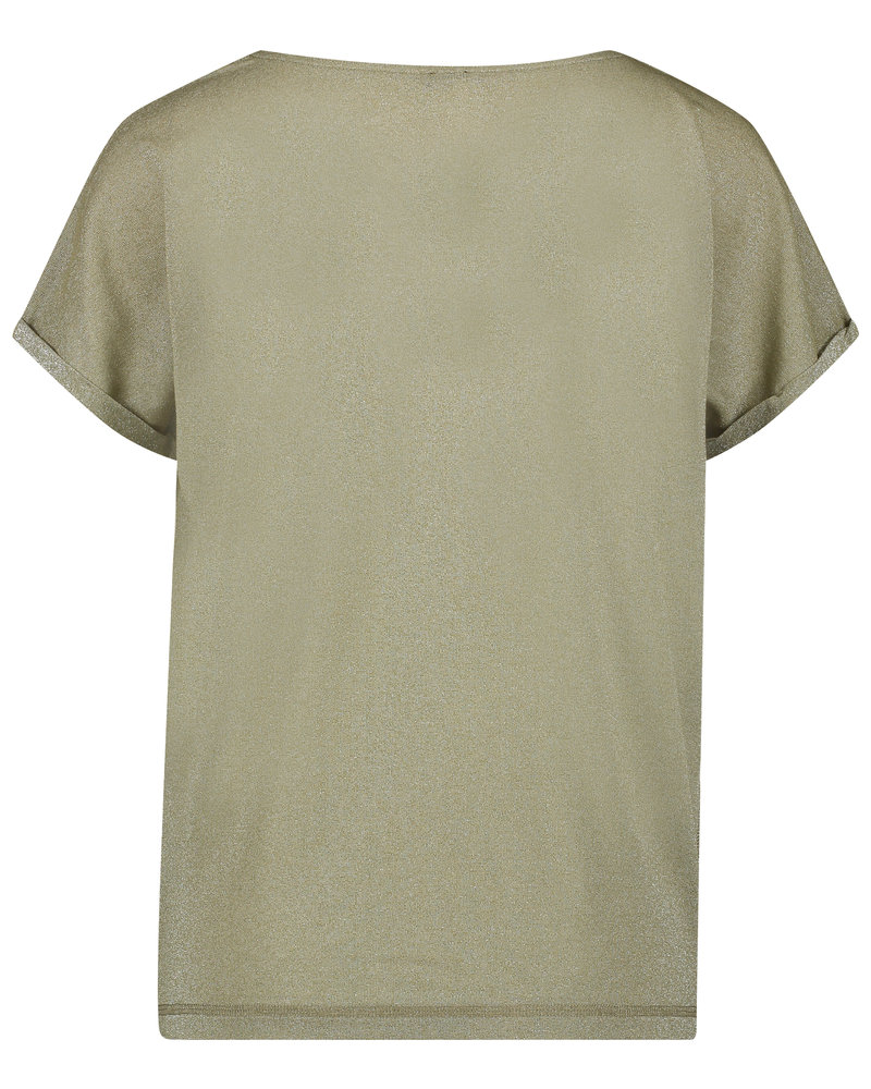 JANE LUSHKA T shirt kalie RP62122050 light green