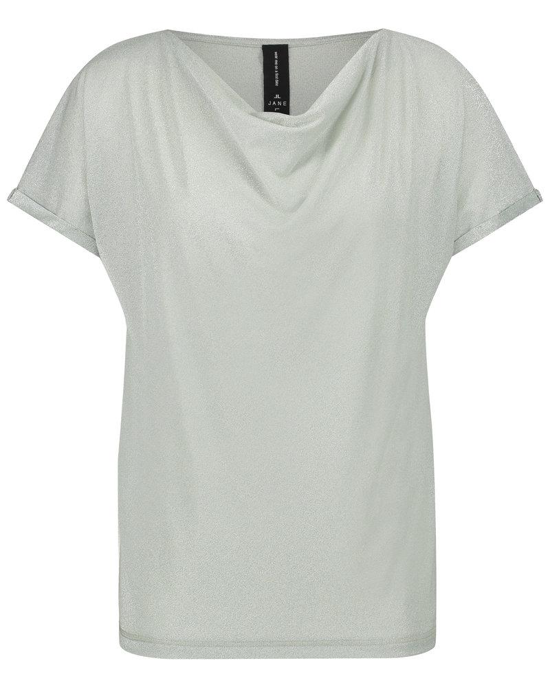 JANE LUSHKA T shirt kalie RP62122050 aqua