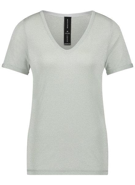 JANE LUSHKA T shirt leny RP62122040 aqua