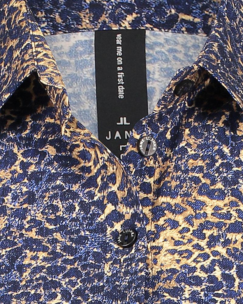 JANE LUSHKA Blouse lida URB72121010 blue