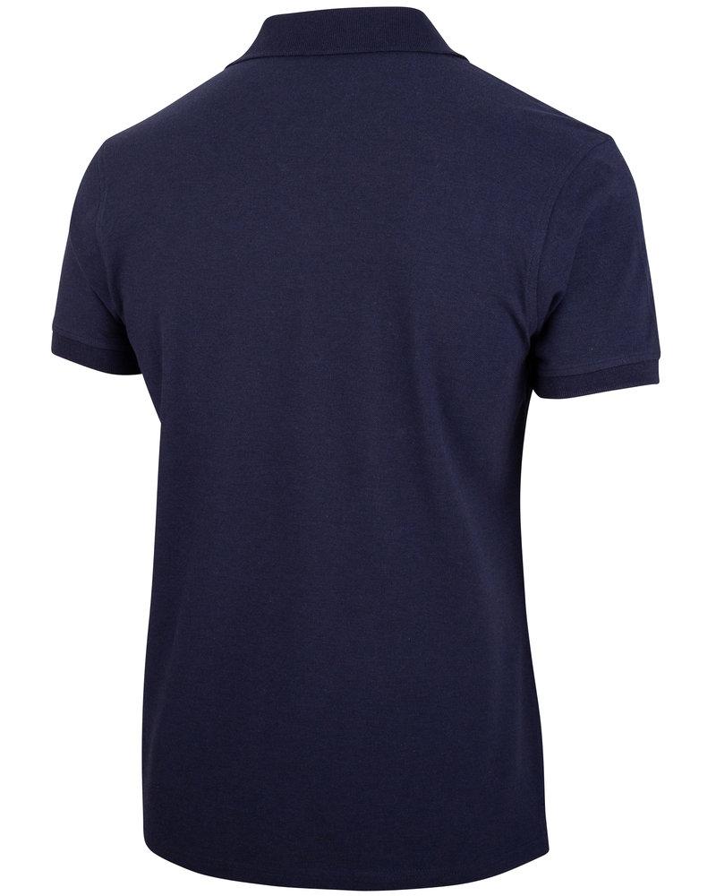 CAVALLARO Basic polo 116211004 dark blue