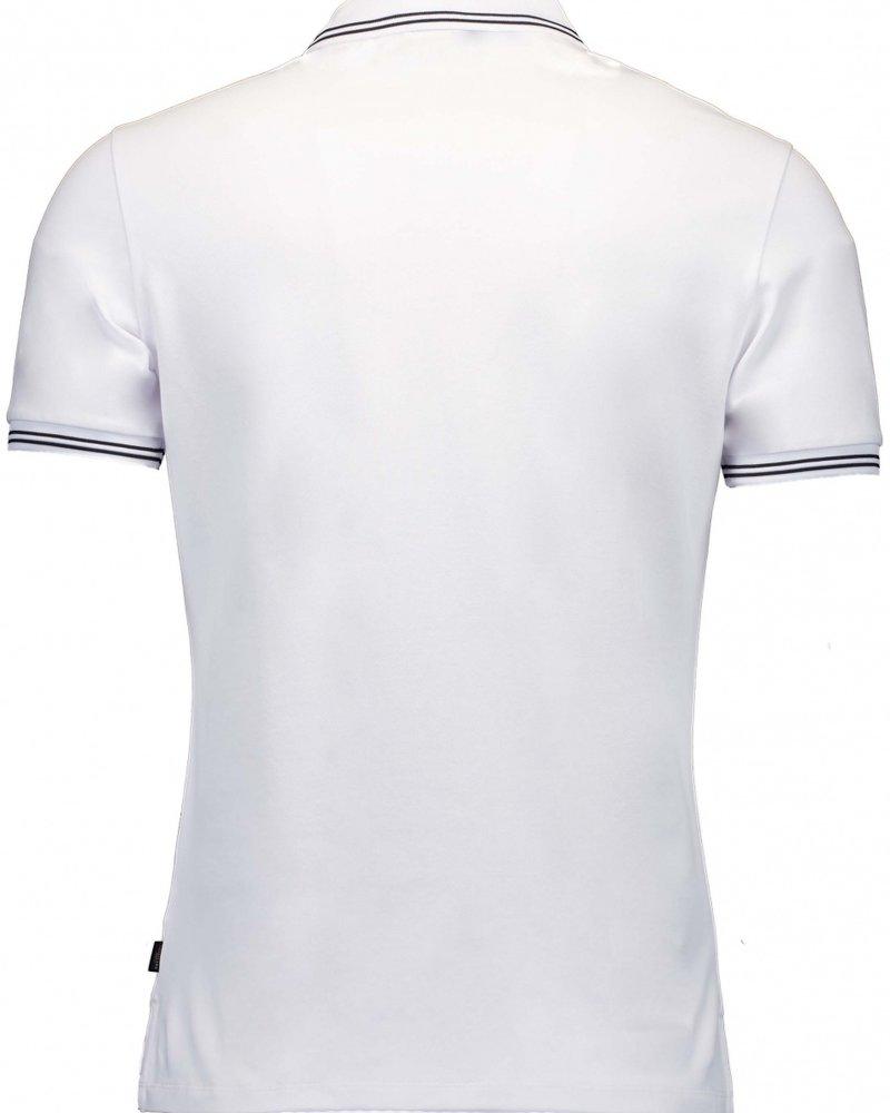 CAVALLARO Garmino polo 116211000 white