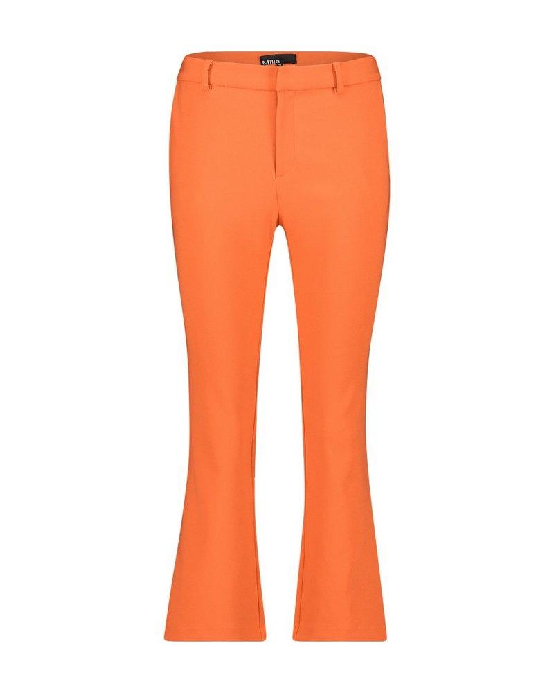 MILLA AMSTERDAM MSS210050.79 Phoebe pants spicy orange