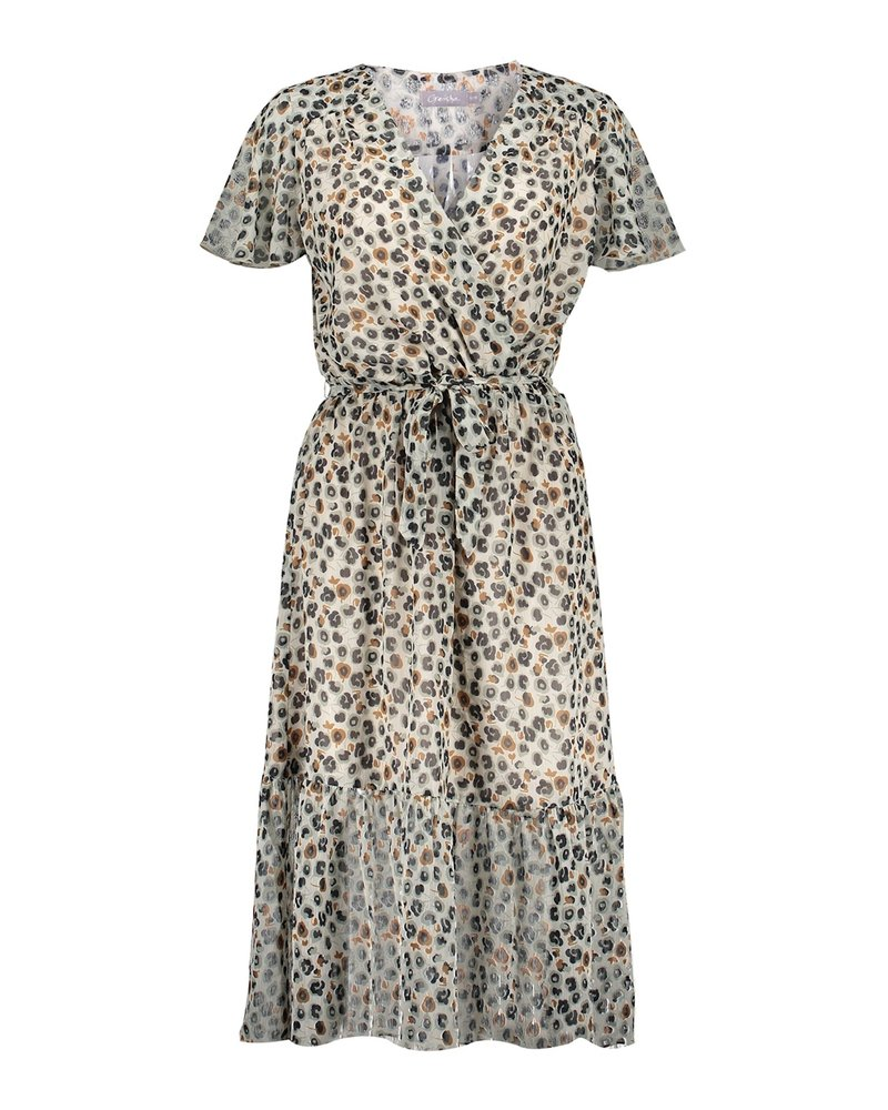 GEISHA 17134-20 Dress sand/tabacco combi