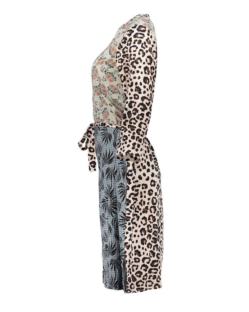GEISHA 17138-20 Dress sand combi