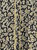 FREEBIRD Celeste yellow mini dress long sleeve FLOWER-PES-07