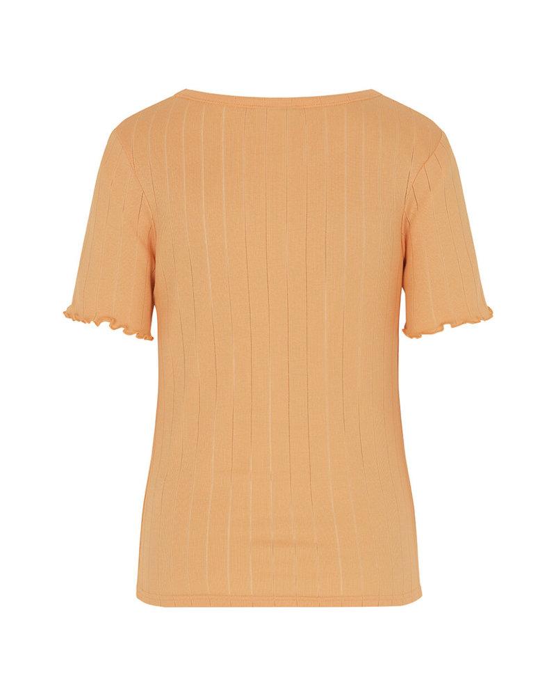 MODSTRÖM 55676 Issy t-shirt, t-shirt apricot cream