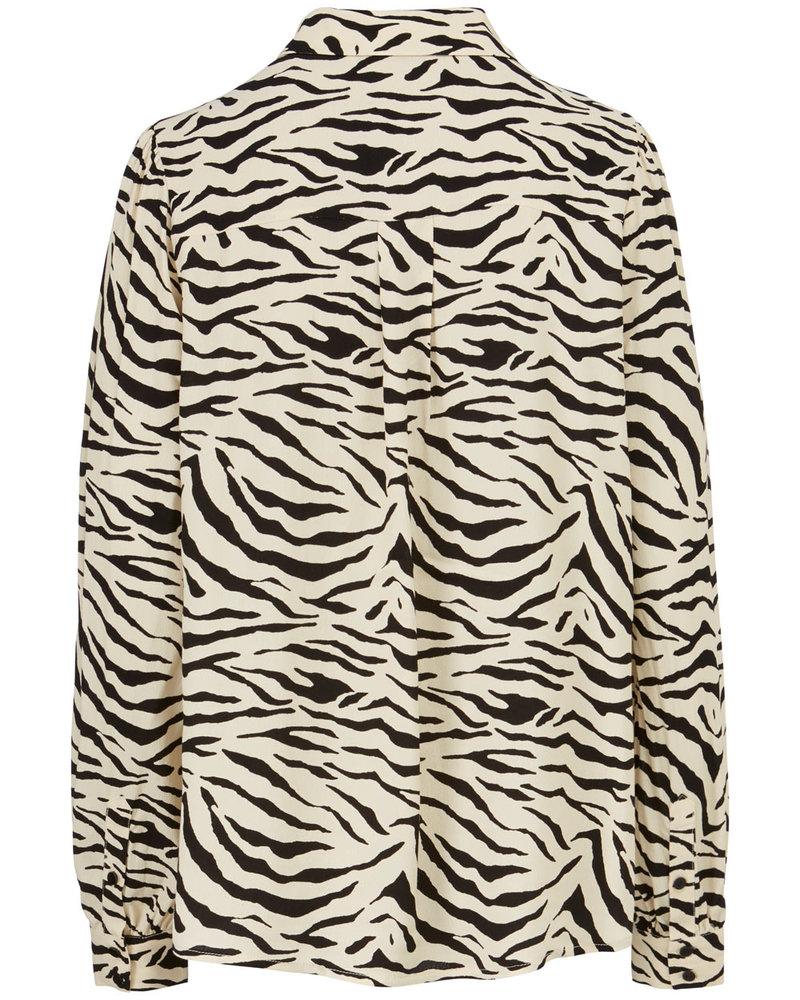 MODSTRÖM 55675 Ibu print shirt, shirt zebra