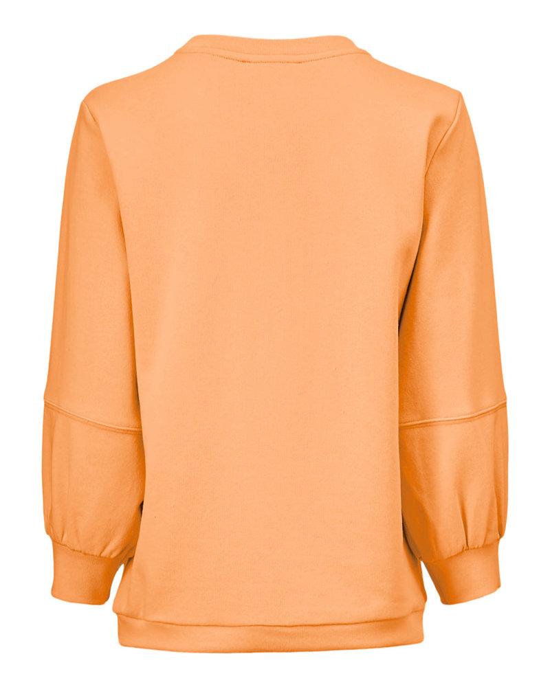 MODSTRÖM 55572 Ivanka sweat, sweatshirt apricot cream