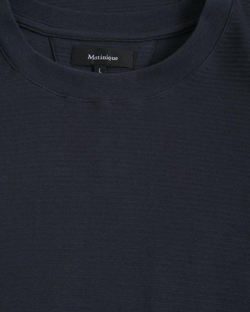 MATINIQUE Majermane ripple stripe 30205221 dark navy