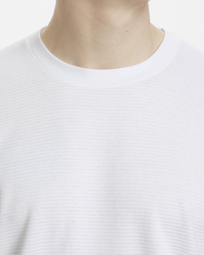 MATINIQUE Majermane ripple stripe 30205221 white