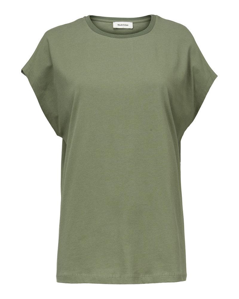 MODSTRÖM 55728 Jax t-shirt, t-shirt sea green