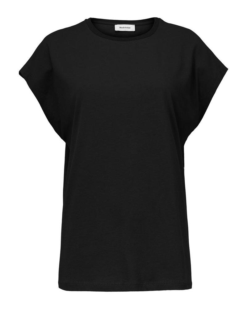 MODSTRÖM 55728 Jax t-shirt, t-shirt black