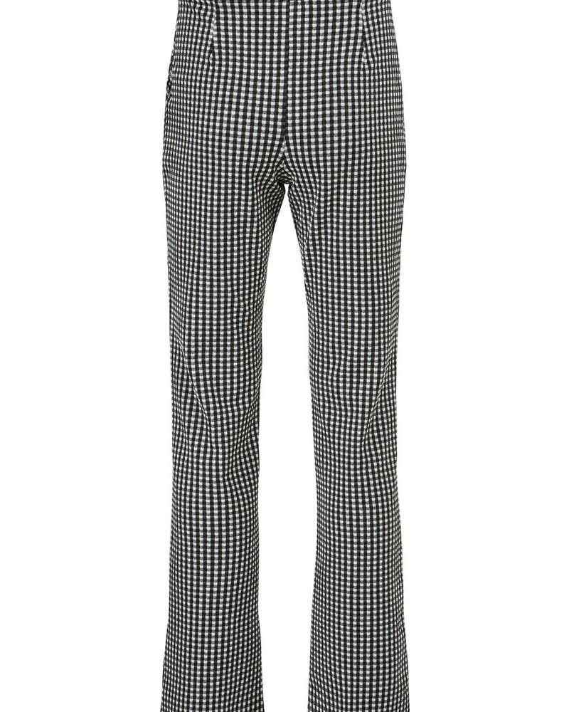 MODSTRÖM 55743 Jeff pants, casual pants black check