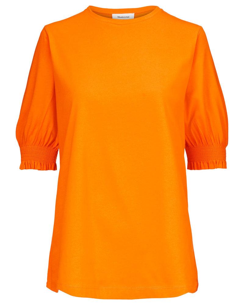 MODSTRÖM 55742 Jake t-shirt, t-shirt mango ice