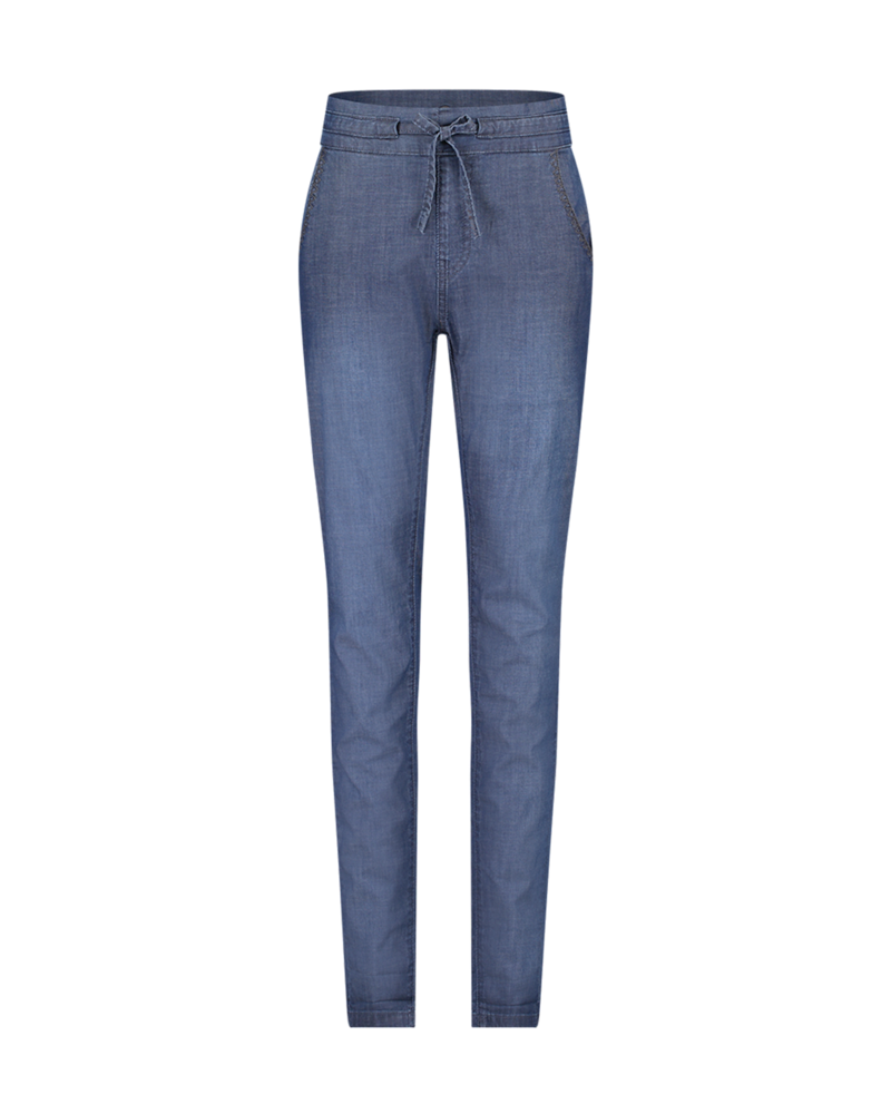 BIANCO 120838-herbie denim blue denim jogg jeans 221L-28+ncf-dc6239-2